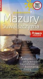MAZURY I SUWALSZCZYZNA przewodnik DEMART
