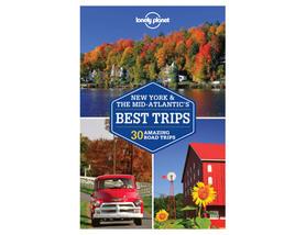 Nowy Jork i Stany Środkowoatlantyckie BEST TRIPS przewodnik LONELY PLANET