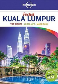 Kuala Lumpur Pocket przewodnik LONELY PLANET