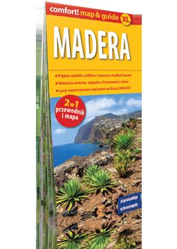 MADERA XL 2w1  przewodnik i mapa EXPRESSMAP 2018