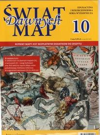 ŚWIAT DAWNYCH MAP NR. 10 IMAGINES