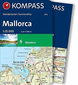 MAJORKA atlas turystyczny plus mapa KOMPASS