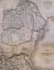 Mapa Imperium Osmańskie XVIIIw. mapa AUSTERIA