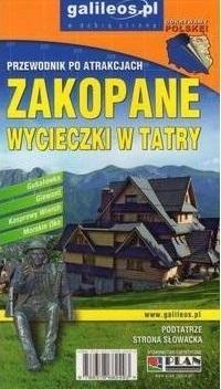 ZAKOPANE WYCIECZKI W TATRY Przewodnik po atrakcjach Gubałówka, Giewont, Kasprowy Wierch, Morskie Oko PLAN 2015/2016