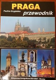 PRAGA przewodnik turystyczny EKOGRAF