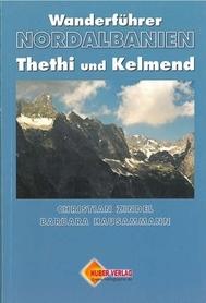 WANDERFUHRER PÓŁNOCNA ALBANIA THETHI, KELMEND