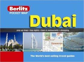 DUBAI mini przewodnik + mapy POCKET BERLITZ