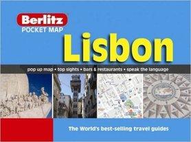 LIZBONA mini przewodnik + mapy POCKET BERLITZ