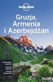 GRUZJA ARMENIA AZERBEJDŻAN przewodnik wer. polska LONELY PLANET
