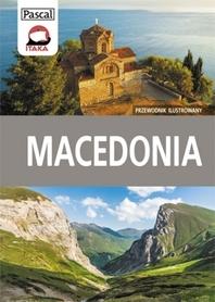 MACEDONIA ILUSTROWANY PRZEWODNIK PASCAL 2016