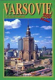 WARSZAWA I OKOLICE album 300 fotografii FESTINA j. francuska