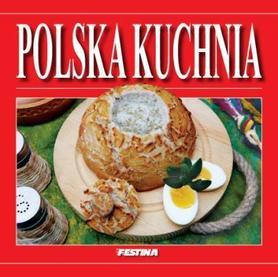 POLSKA KUCHNIA książka kucharska FESTINA j.polski