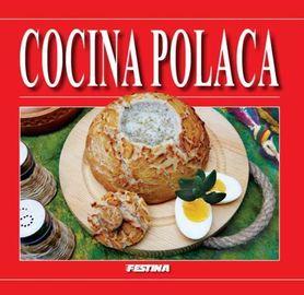 POLSKA KUCHNIA książka kucharska FESTINA j.hiszpański