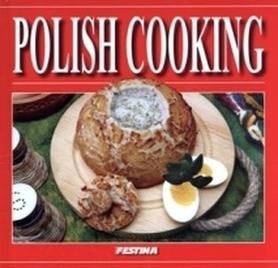 POLSKA KUCHNIA książka kucharska FESTINA j.angielski