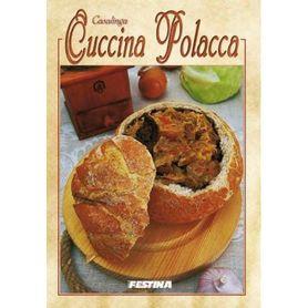 DOMOWA KUCHNIA POLSKA książka kucharska FESTINA j.hiszpański
