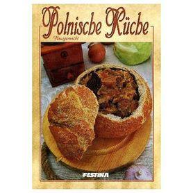 DOMOWA KUCHNIA POLSKA książka kucharska FESTINA j.niemiecki