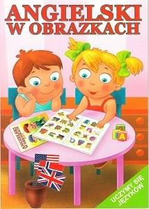 ANGIELSKI W OBRAZKACH książka dla dzieci 2015