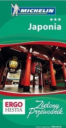 JAPONIA Zielony Przewodnik MICHELIN