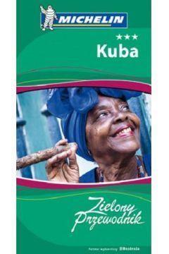 KUBA Zielony Przewodnik MICHELIN 2016