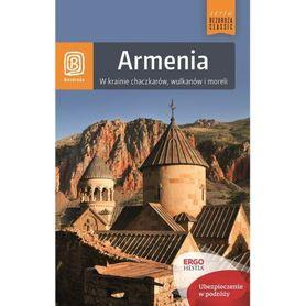 ARMENIA W krainie Chaczkarów wulkanów i moreli PRZEWODNIK BEZDROŻA 2016