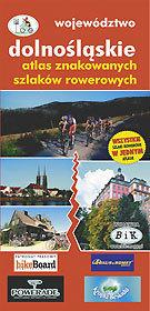 WOJEWÓDZTWO DOLNOŚLĄSKIE atlas rowerowy BIK