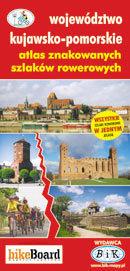 WOJEWÓDZTWO KUJAWSKO-POMORSKIE atlas rowerowy BIK