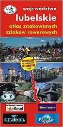 WOJEWÓDZTWO LUBELSKIE atlas rowerowy BIK