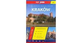 KRAKÓW atlas miasta MINI 1:22 500 EUROPILOT