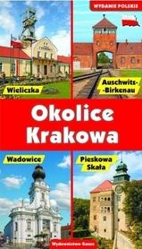OKOLICE KRAKOWA przewodnik wer.pol GAUSS 2016 !!