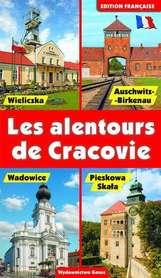 OKOLICE KRAKOWA przewodnik wer.francuska GAUSS 2016 !!