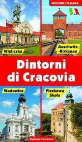 OKOLICE KRAKOWA przewodnik wer.włoska GAUSS 2016 !!