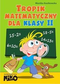 TROPIK MATEMATYCZNY DLA KLASY 2 wyd. NIKO