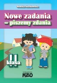 RUSZ GŁOWĄ - PISZEMY ZDANIA KLASA 2 wyd. NIKO