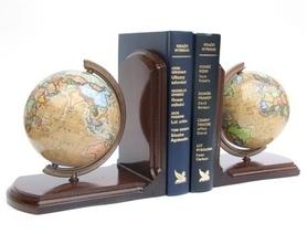 GLOBUSY podpórki do książek NOWOŚĆ
