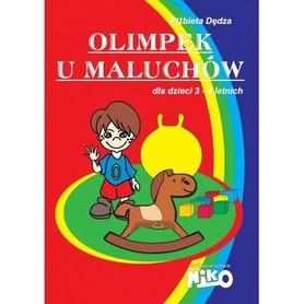 OLIMPEK U MALUCHÓW dla dzieci 3-4 letnich wyd. NIKO
