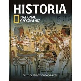 HISTORIA , SCHYŁEK STAROŻYTNIEGO EGIPTU NATIONTAL GEOGRAFIC