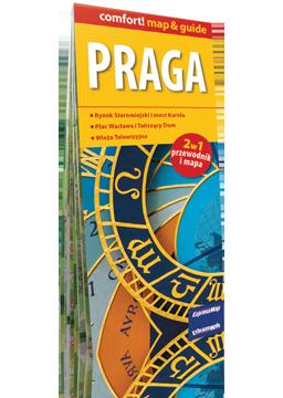 PRAGA 2w1 przewodnik i mapa EXPRESSMAP