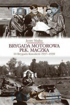 BRYGADA MOTOROWA PŁK. MACZKA LIBRA 2016
