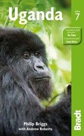 UGANDA 7 przewodnik turystyczny BRADT