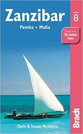 ZANZIBAR PEMBA MAFIA 8 przewodnik turystyczny BRADT