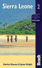 SIERRA LEONE W.2 przewodnik turystyczny BRADT