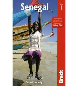 SENEGAL  przewodnik turystyczny BRADT