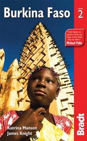 BURKINA FASO 2 przewodnik turystyczny BRADT