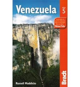 WENEZUELA 5 przewodnik turystyczny BRADT