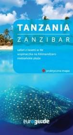 TANZANIA ZANZIBAR przewodnik euroguide + praktyczna mapa EUROPILOT