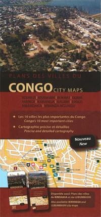 KONGO plany miast wyd. AQUATERRA