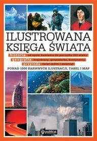 ILUSTROWANA KSIĘGA ŚWIATA wydawnictwo PUBLICAT