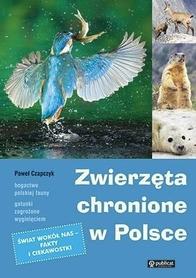 ZWIERZĘTA CHRONIONE W POLSCE wydawnictwo PUBLICAT