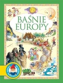 BAŚNIE EUROPY wydawnictwo PUBLICAT