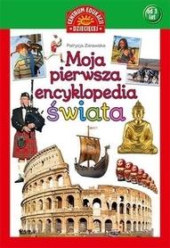 MOJA PIERWSZA ENCYKLOPEDIA ŚWIATA wydawnictwo PUBLICAT